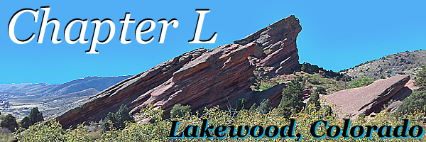 Lakewood Colorado Goldwing Road Riders Association, Chapter L, District F